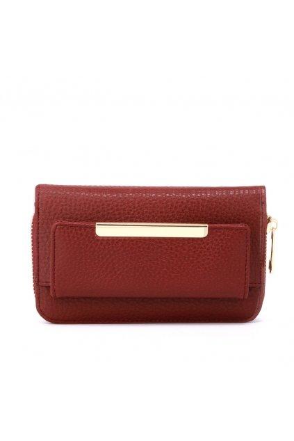 Bordová peňaženka pre ženy Kendal AGP1097