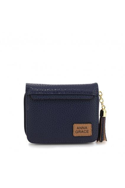 Námornícka modrá peňaženka pre ženy Mylee AGP1083
