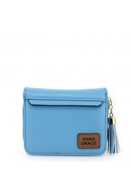 Modrá peňaženka pre ženy Mylee AGP1083