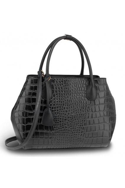 Čierna kabelka do ruky Mariam AG00644