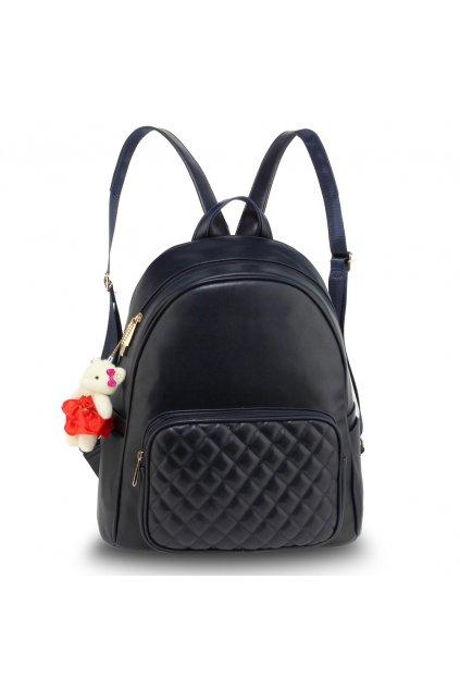 Námornícky modrý ruksak Linda AG00674