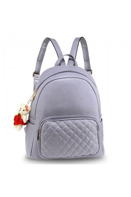 Fialový ruksak Linda AG00674