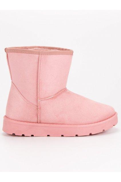 Ružové snehule s ušami Seastar