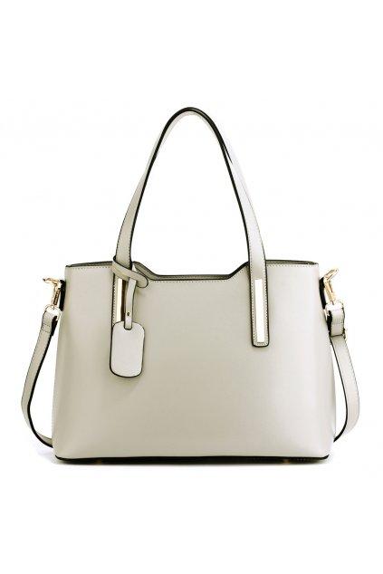Sivá trendy kabelka na rameno Nancie AG00528