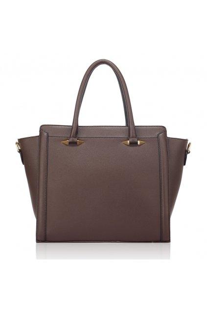 Trendy kabelka do ruky Anastasia kávová AG00516