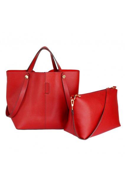 Trendy kabelka Netty červená AG00198
