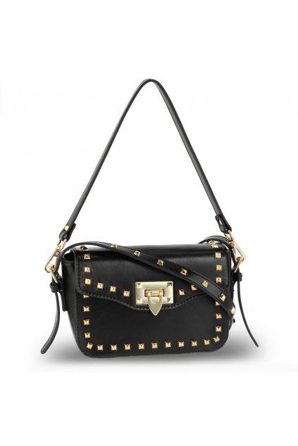 Crossbody kabelka čierna Mandy AG00722