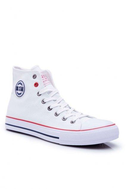 Biela obuv kód topánok T174106 WHITE