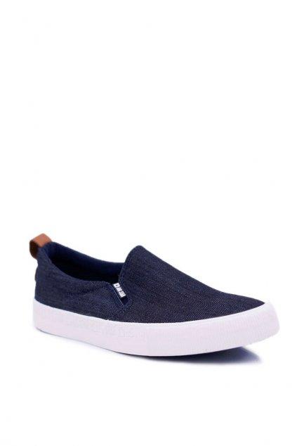 Modrá obuv kód topánok DD174161 NAVY