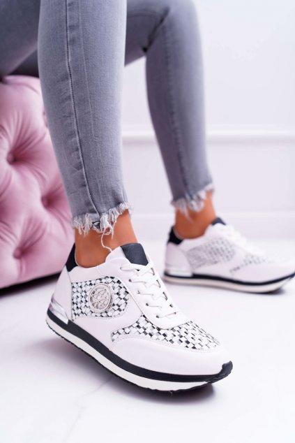 Dámska športová obuv biele Lothia