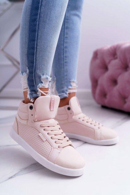 Dámska športová obuv B. Star ružové DD274245
