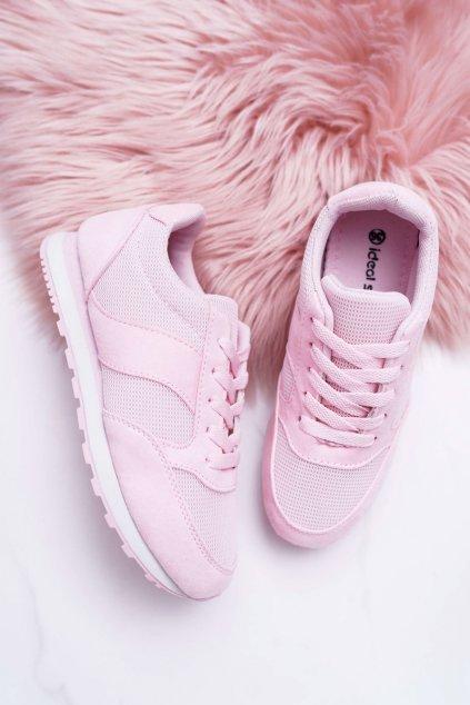Dámska športová obuv Ružové Rashia