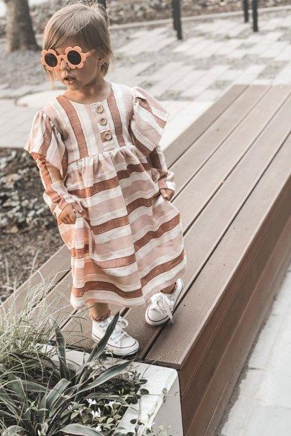 Detské tenisky farba biela kód obuvi 80090 WHITE