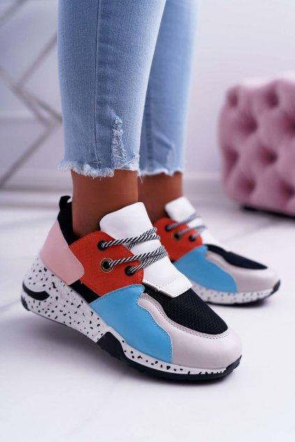 Dámska športová obuv Barevné Timoti