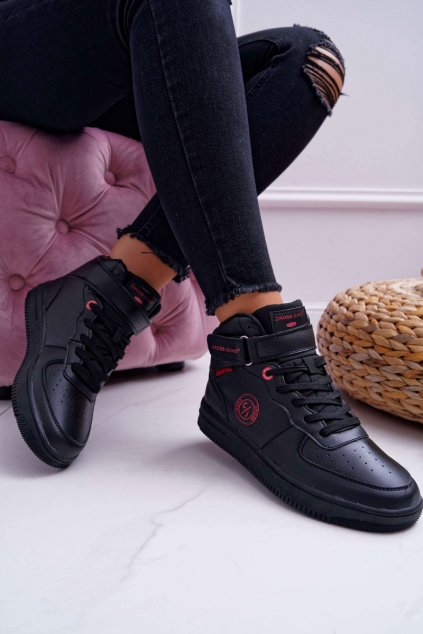 Dámske tenisky Cross Jeans čierne EE2R4147C