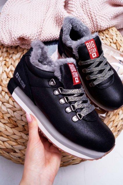 Dámska športová obuv B. Star čierne EE274730
