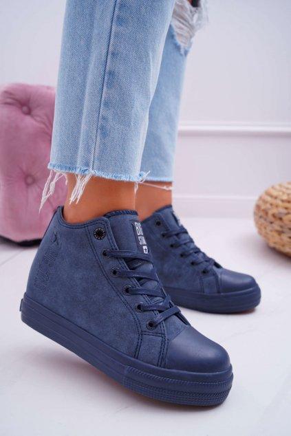 Dámska Obuv Sneakers B. Star tmavo modré EE274125