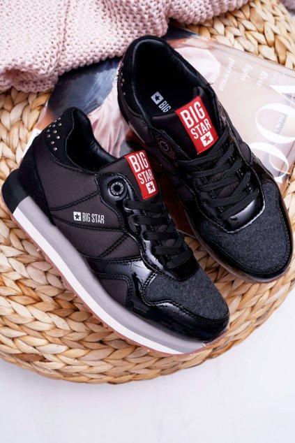 Dámska športová obuv B. Star čierne EE274721