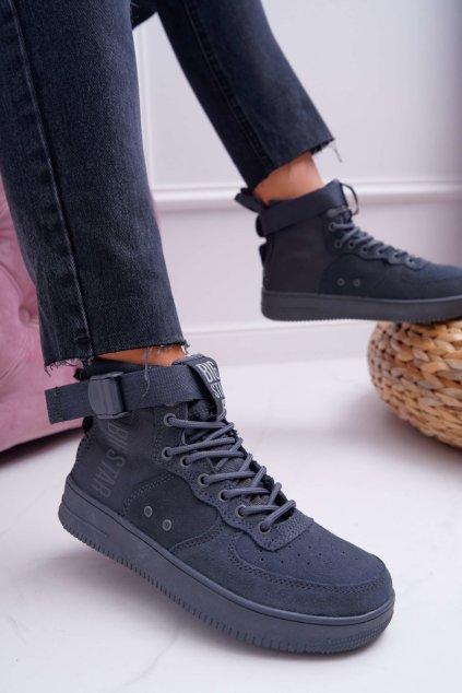 Dámska Obuv Sneakers sivé B. Star EE274661