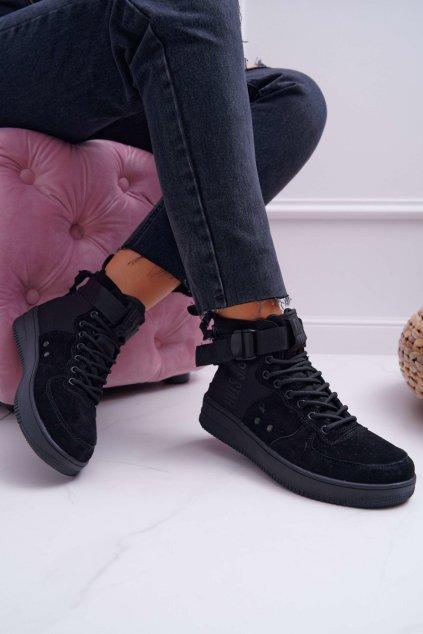 Dámska Obuv Sneakers čierne B. Star EE274662