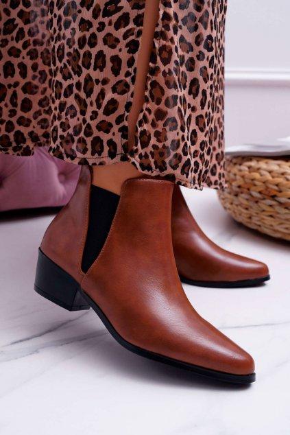Nízke topánky tavia Murino
