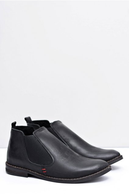 Dámske topánky Perka Čierne Oleg