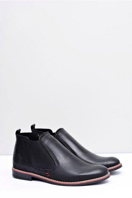 Dámske topánky Perka Čierne Oleg Red