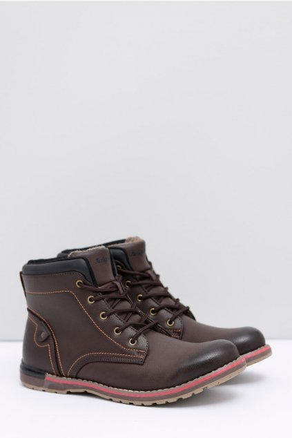 Izolované pánske zateplené topánky Gibson