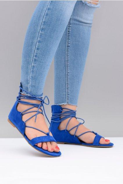 Lu Boo vysoké semišové sandále Despacito