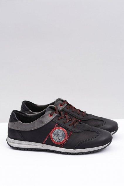 Pánska zdravotná nízka obuv Merzio