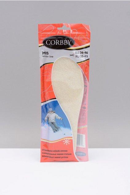Vložky do topánok stielky kód MIŚ - Wkładki zimowe z wełny owczej