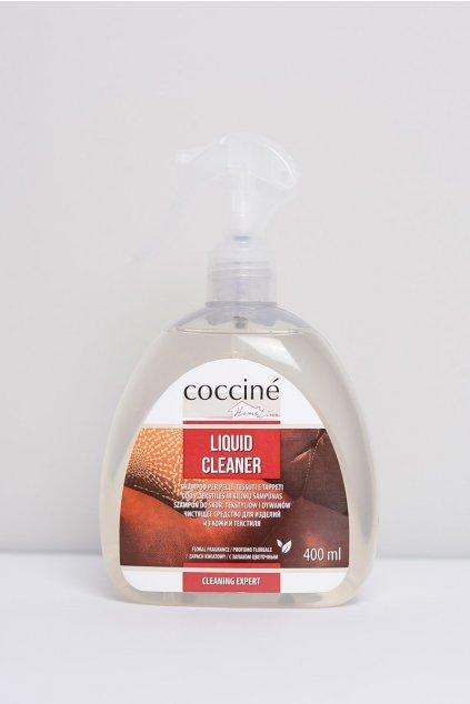 Coccine šampón na čistenie pokožky, textílií a koberčekov