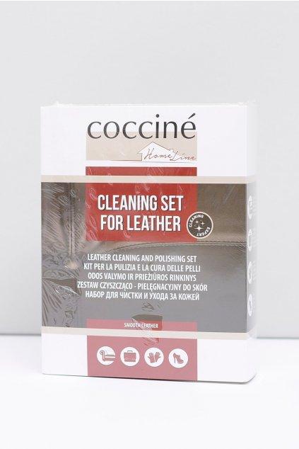 obuv kód topánok BS09/HL/01 CLEANING SET FOR LEATHER