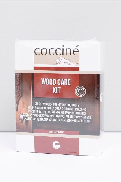 Sada na starostlivosť o drevený nábytok Coccine