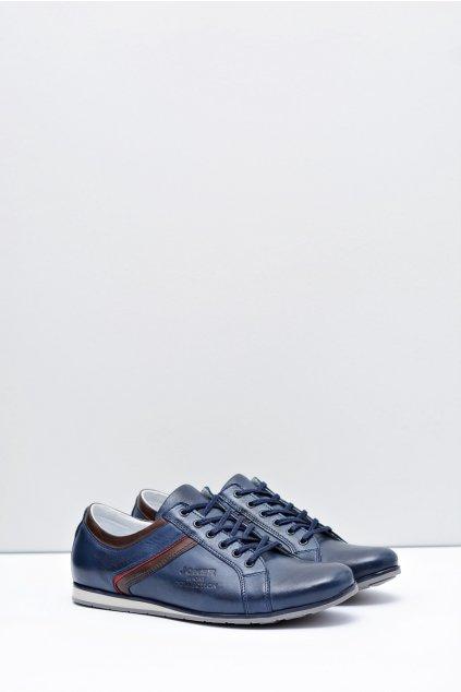 Modré športové topánky pre mužov Sport Milten