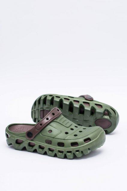 Zelené muže Zahradní žabky
