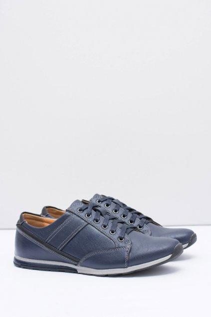 Športovo elegantné topánky pre mužov Olive Men