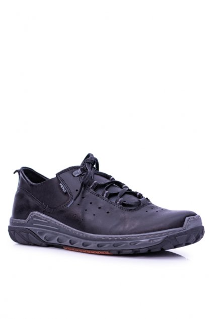 Čierne pánske topánky Vormir