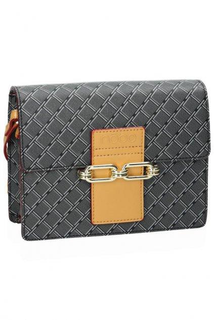 Dámska šedá taška NBAG-F2202-C019