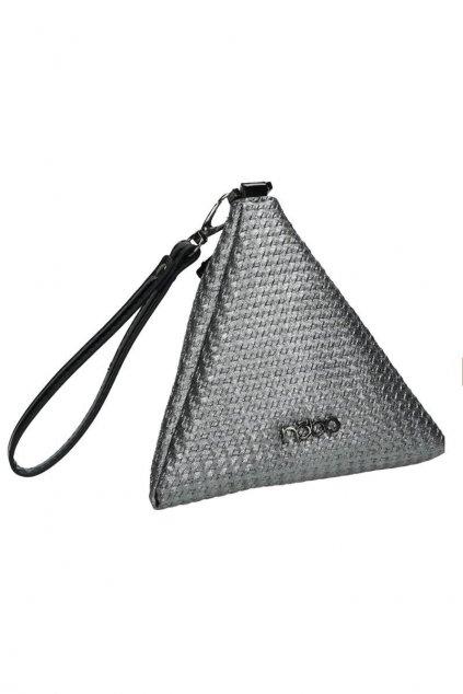 Dámska kabelka sivá kód kabelky NBAG-F1051-C022 GR