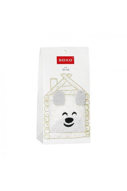 Dámske ponožky SOXO w świątecznych pudełkach