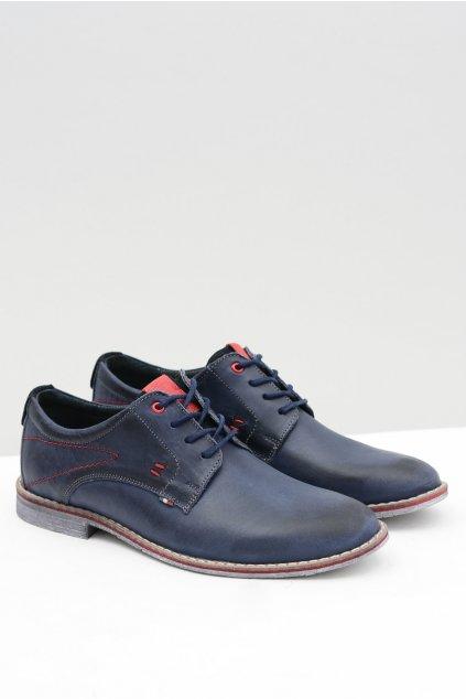 Pánske kožené topánky Falado