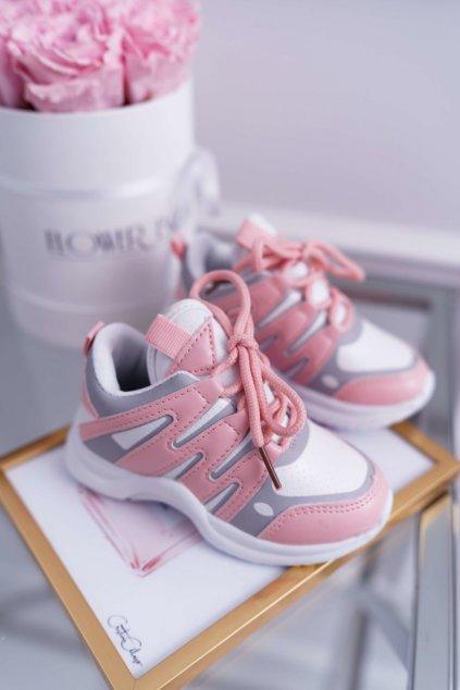 Detská športová obuv ružové Nathie
