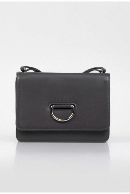 Dámska listová kabelka sivá kód kabelky BAG9280-019 GREY