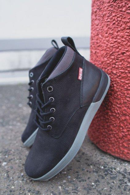 Pánske členkové topánky B. Star čierne EE174197