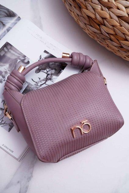 Dámska kabelka fialová kód kabelky NBAG-H2790-C014 L.VIOLET