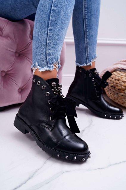Dámske členkové topánky Zateplené Grethan