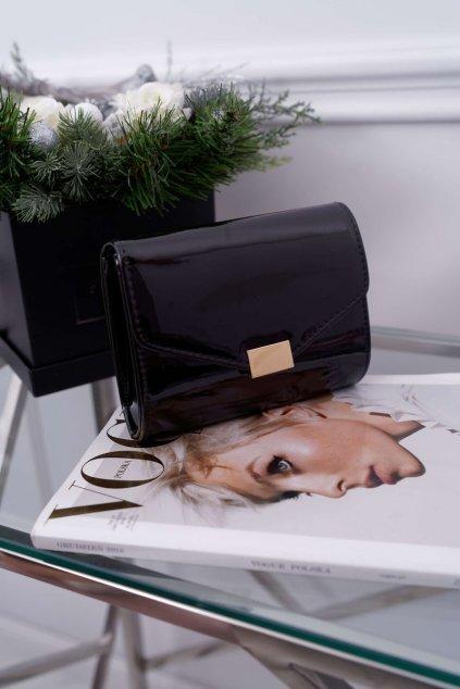 Dámska večerní kabelka čierna
