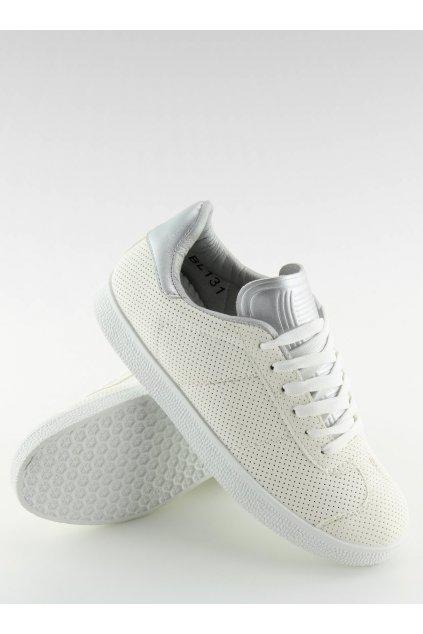 Dámske tenisky biele BL131P