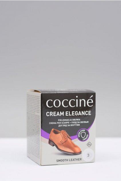 Čistiaci prostriedok na obuv čierna kód BS55/26/50 COCCINE CREAM ELEGANCE